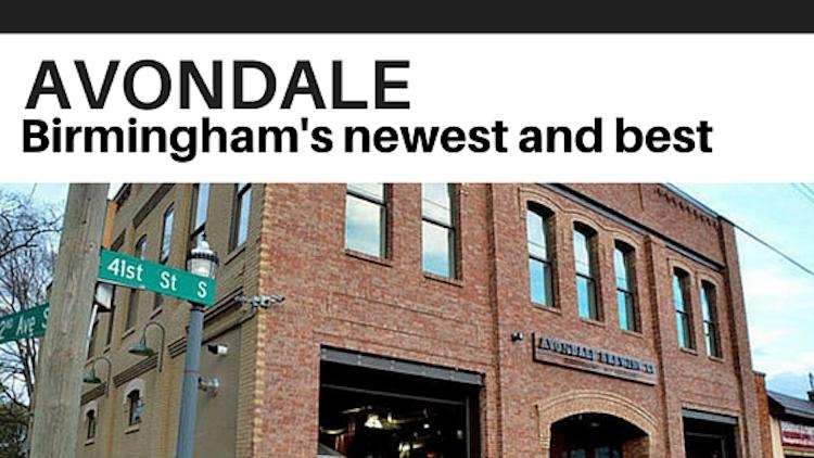 Avondale in Birmingham