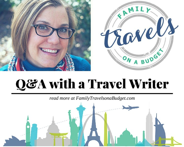 Travel Writer Q&A -- Answering the questions people ask all the time. How did you get this job? How do you make money? And more!