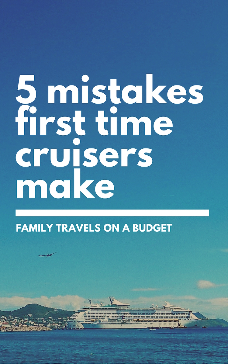 Cruise advice: Helpful hints for first time cruisers