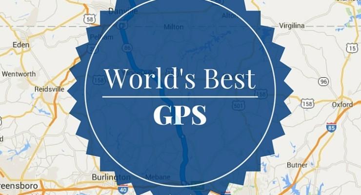 World's Best GPS!