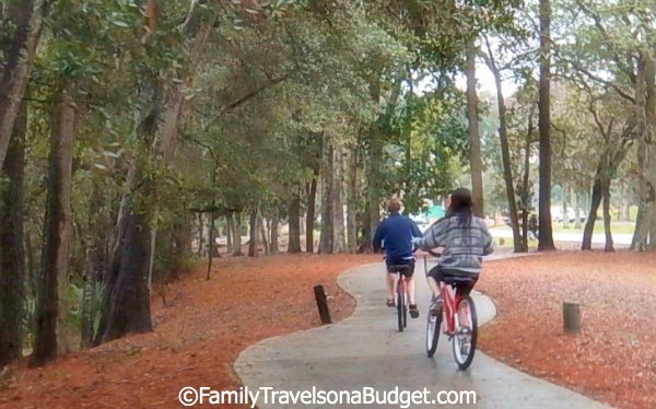 Hilton Head Bike Trails