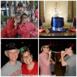 Celebrating the new year at Disney's Hilton Head Island Resort