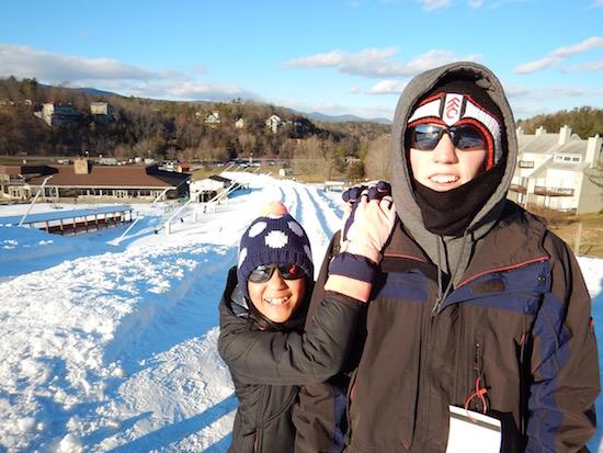 Shenandoah Snow Tubing