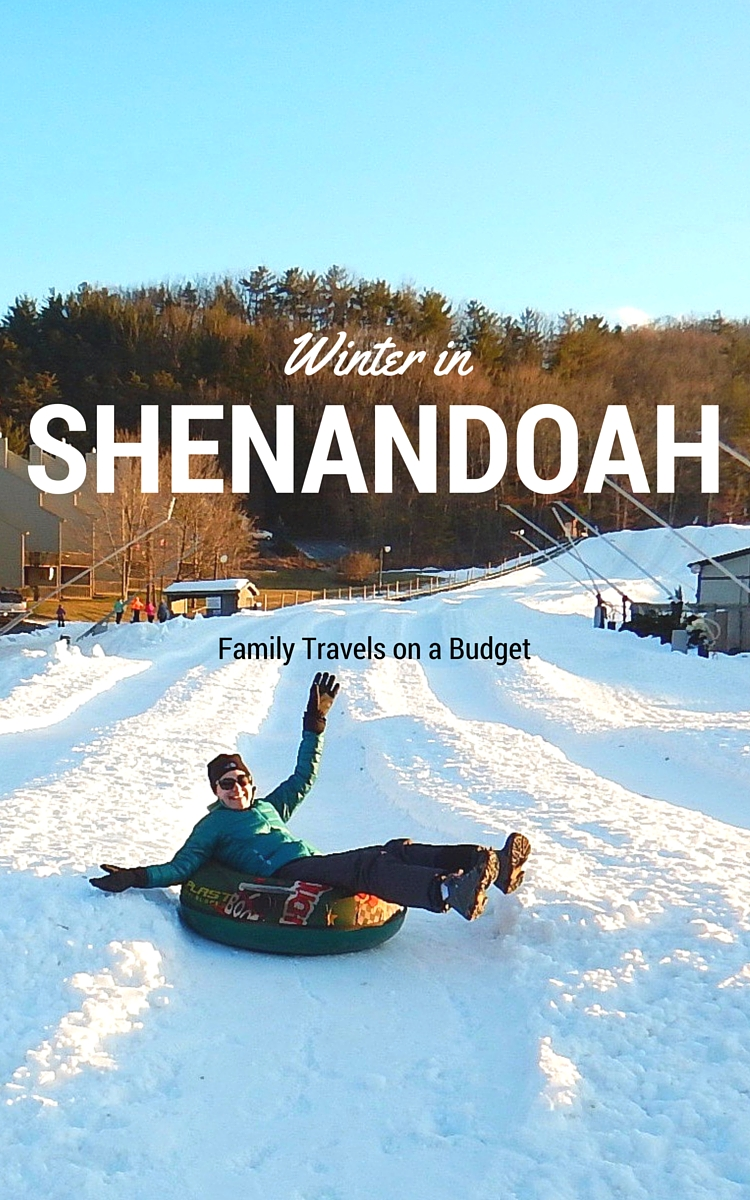 Winter in Shenandoah
