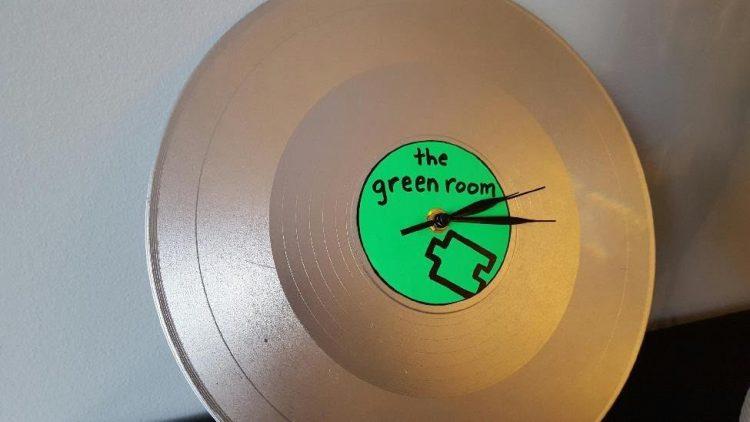 Tic Toc Escapes Green Room