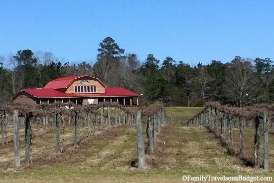 Gregory Vineyards in VisitJoCo