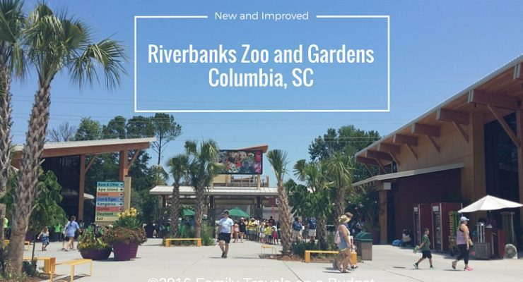 What's new at Riverbanks Zoo?