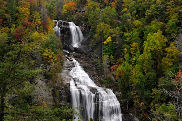 Whitewater Falls, North Carolina