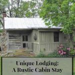 Consider unique lodging for family vacations