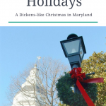 Annapolis, old city with modern traditions