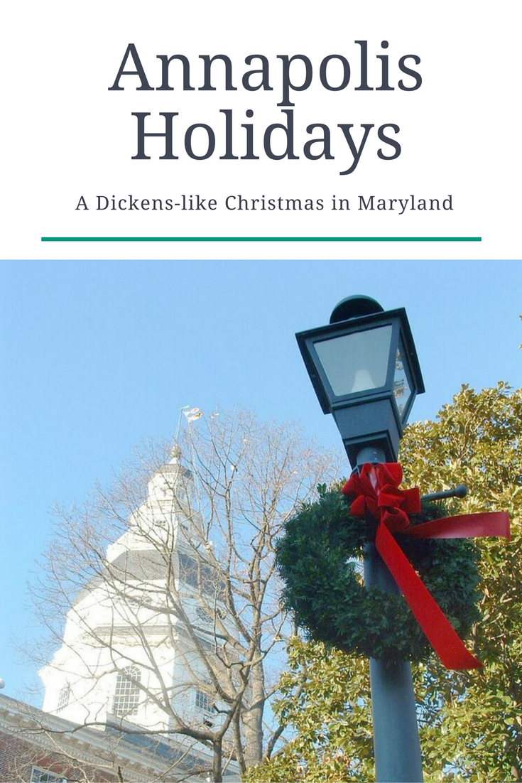 Annapolis Holiday Events, a complete calendar of events through New Year's Eve