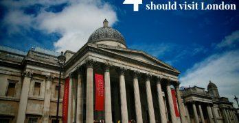 Four reasons art lovers should visit London