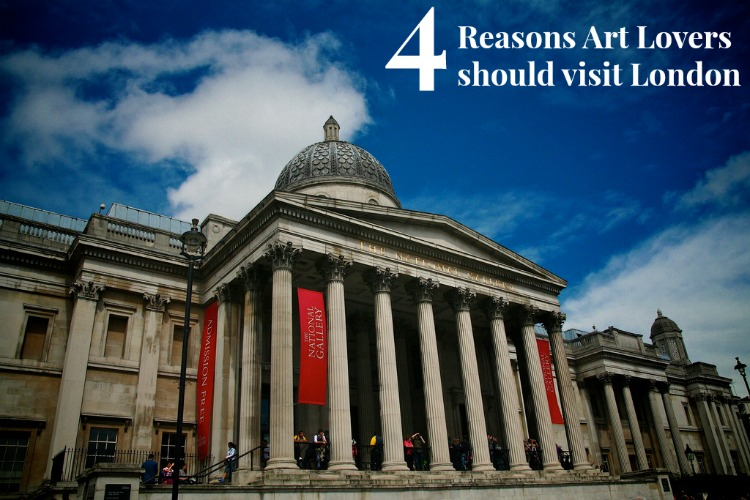 4 reasons budget minded families should explore the London art scene