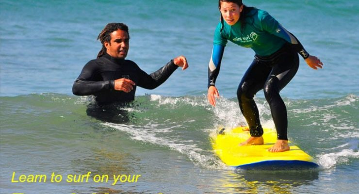 Fit Friday: Surf's up at beach resorts this summer