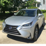 2017 Lexus NX 300h: My luxury road trip experience