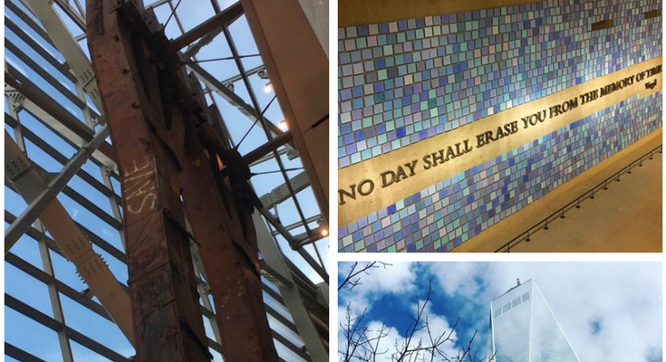 Visiting the 9/11 Memorial: What you need to know