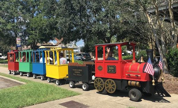 The Foley Train Museum is one of the top things to do around Gulf Shores