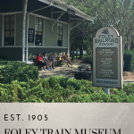 Feel like a kid again at the Foley train museum
