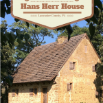 German architecture: Touring Lancaster's Hans Herr House