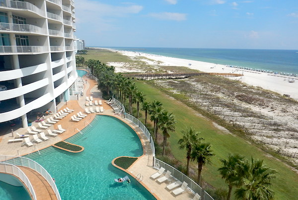Orange Beach Alabama Resorts