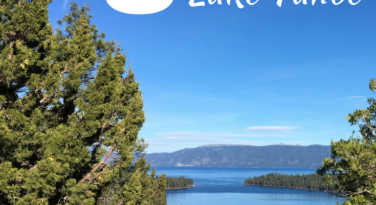 8 tips for family hikes at Lake Tahoe