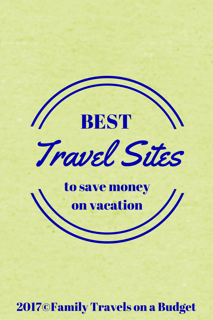 Best travel sites to save money on vacation