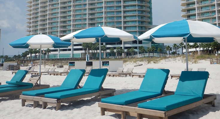 Turquoise Place: Luxury oceanfront resort in Orange Beach (a review)