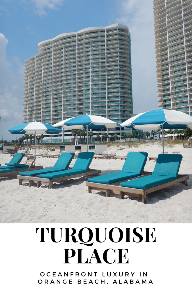 Turquoise Place: A luxury condominium resort in Orange Beach, Alabama