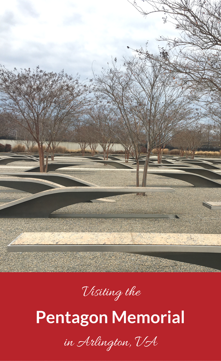 The Pentagon Memorial: Never forget