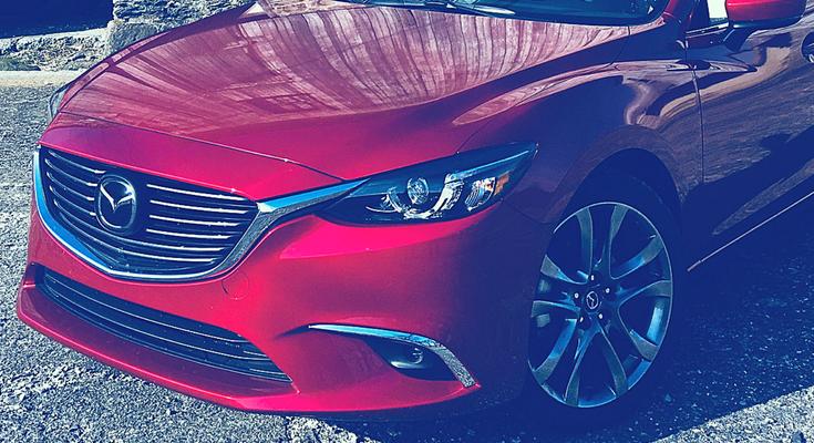 2017 Mazda 6 Review of Mazda USA's mid size sedan