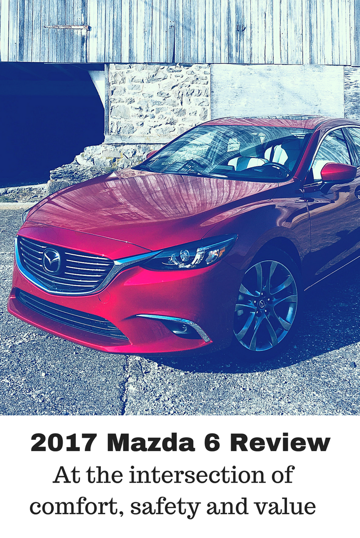 2017 Mazda 6 Review of Mazda USA's mid size sedan