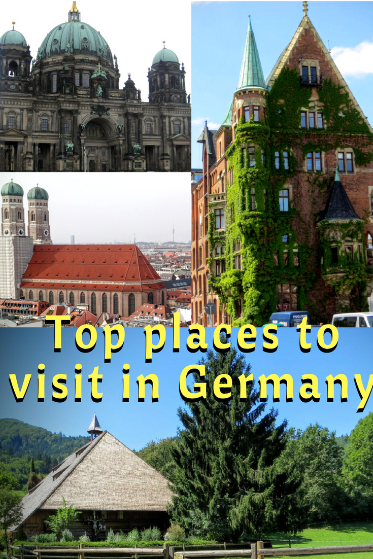 Germany getaways for families