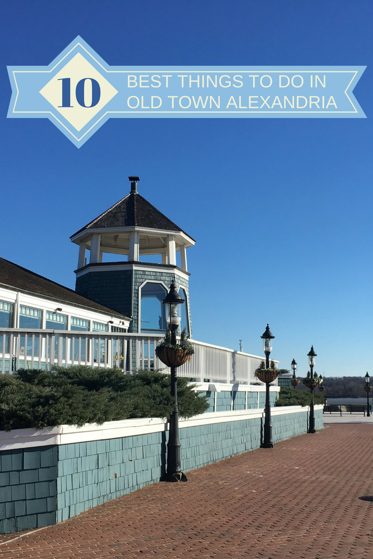 Plan your visit to Old Town Alexandria with ten things to do in Alexandria, great food in Old Town Alexandria, and the Alexandria waterfront. This is one of the historic Washington, DC suburbs you should add to your US travel list. It's on the DC Metro, too! via @karendawkins