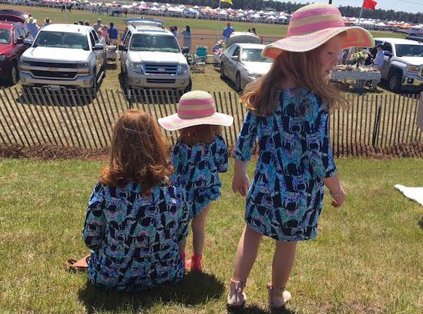 Carolina Cup dresses for adults and kids!