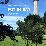 Best things to do in Put-In-Bay with teens