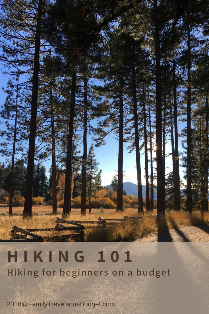 New to hiking? Try day hikes! Day hiking is great for beginners because you don't need expensive gear. Check out our list of great day hiking trails in the United States. This post includes important safety tips, too, so you can enjoy the day! via @karendawkins