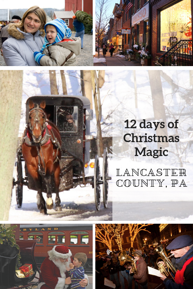 Holiday traditions old and new in Lancaster County, PA