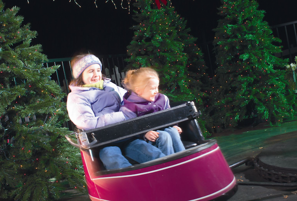 Christmas in Lancaster County has fun for the whole family, starting with Dutch Winter Wonderland!