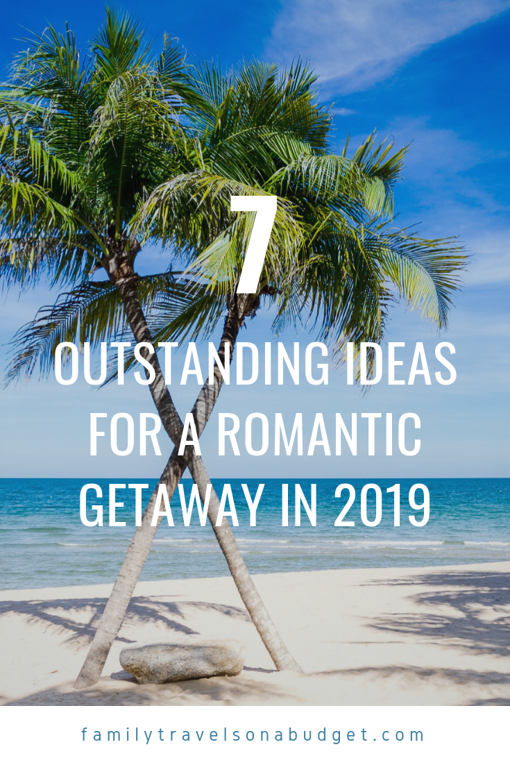 Inspire the romance! Plan your dream honeymoon. Get inspired with these 7 romantic getaways for couples in 2019.