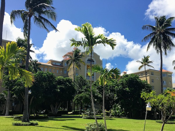 Hotel day pass to the luxurious British Colonial Hilton