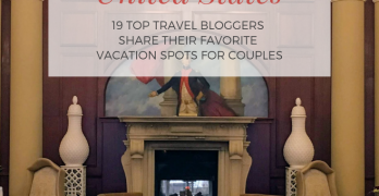 Top bloggers share their favorite romantic getaways for couples who need a weekend away