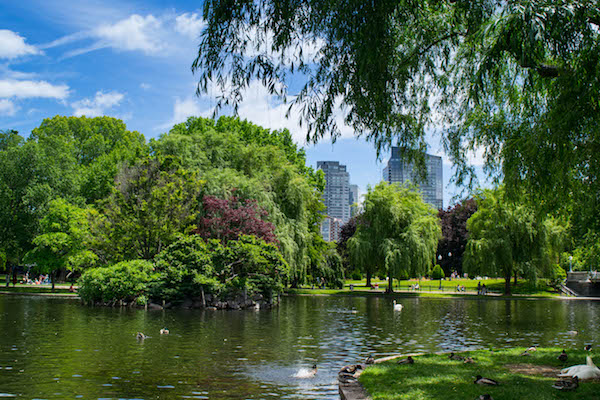 Boston getaways include history, great food and romantic gardens