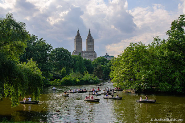 New York City is perfect for romantic getaways