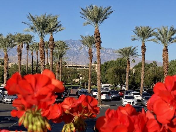 Palm Springs and the San Jacinto Mountains