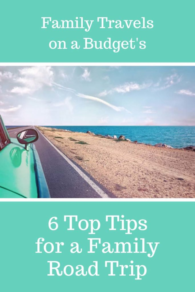 Travel tips and ideas for a road trip with kids