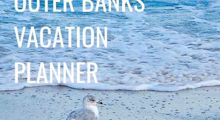 Sun, sand and sea at the Outer Banks