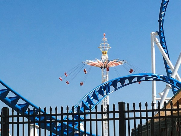 If you don't want to go to the Gulf Shores Water Park, check out the rides at OWA Foley amusement park