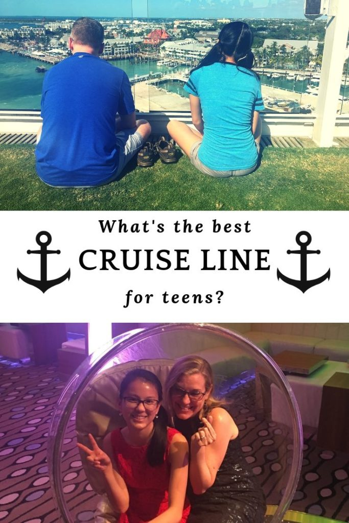 Fun activities for teens on Celebrity Equinox