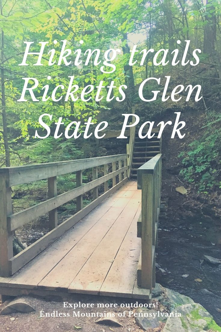 Head to one of Pennsylvania's most beautiful hiking trails. Wooden bridges, stone stairs and 21 waterfalls combine for an amazing hike through the Pennsylvania Mountains. Add this to your hiking trails USA list of places to see.