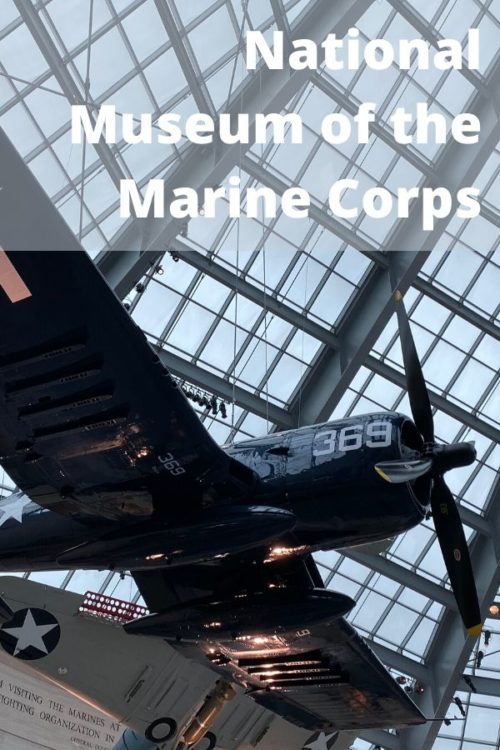 The National Museum of the Marine Corps, aka the USMC Museum or the Marine Museum, is in Triangle, Virginia just outside Washington, DC. This FREE museum tells the history of the US Marine Corps, the United States and the World from 1776 to today. Designed with Disney Imagineers it's suitable for the whole family. Read our post for tips on when to visit, how to prepare and what to expect. #VisitPWC #USMCmuseum #nationalmarinecorpsmuseum #historymuseums #militaryhistory #marinecorps #washingtondc via @karendawkins